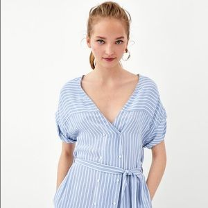 🔥2 time Host Pick🔥Woman's Zara collection dress